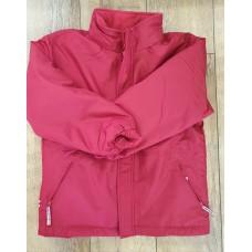 Tre-Uchaf Primary Reversible School Fleece Jacket