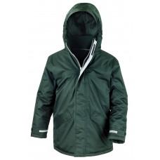 Penllergaer Primary Waterproof Parka Coat