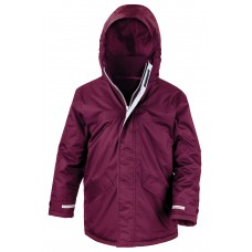 Pontybrenin Primary Waterproof Parka Coat