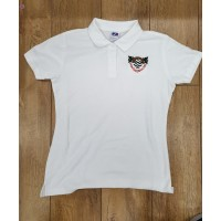 Pontarddulais Comprehensive Ladies Fit Polo Shirt