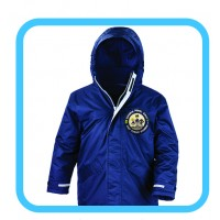 Gorseinon Primary Waterproof Parka Coat