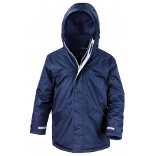 Gorseinon Primary Waterproof Parka Coat